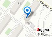 Общественная приемная депутата городской Думы Оберемченко Д.Д. на карте