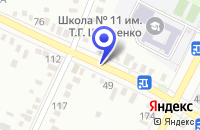 Схема проезда до компании САЛОН СОТОВОЙ СВЯЗИ АНДРЕЙ в Тимашевске