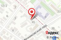 Схема проезда до компании Российские Ценные Бумаги в Таганроге