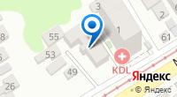 Компания интернет-кафе vonline на карте
