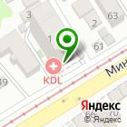 Местоположение компании Мобильная Медицина