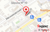 Схема проезда до компании Юг Трейдинг в Таганроге