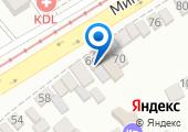 На колесах.ру на карте
