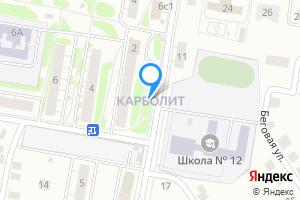 Двухкомнатная квартира в Орехово-Зуево Орехово-Зуевский г.о., микрорайон Карболит