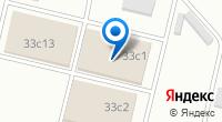 Компания Кирпич Групп на карте
