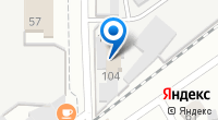 Компания Пандора на карте