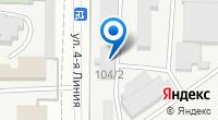 Компания Юг-Камень на карте