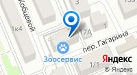 Компания Зоосервис на карте