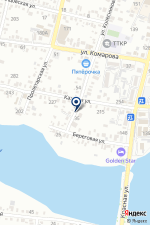 ПРОДОВОЛЬСТВЕННЫЙ МАГАЗИН № 21 на карте Тимашевска