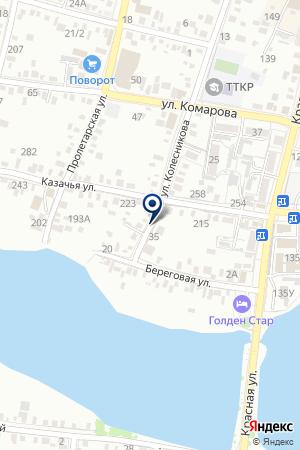 ФОТОЛАБОРАТОРИЯ КОДАК на карте Тимашевска