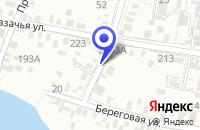 Схема проезда до компании МАГАЗИН КНИГА в Тимашевске