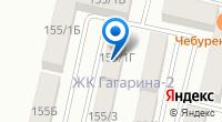 Компания Стройкомплекс на карте