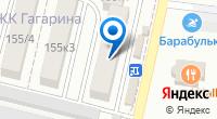 Компания Марион на карте