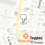 Магазин салютов Яблоновский- расположение пункта самовывоза