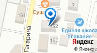 Компания Метражи на карте