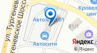 Компания Направленная воля на карте
