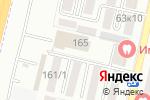 Схема проезда до компании GMotoring в Яблоновском
