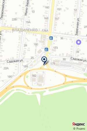 ЖКХ КОММУНАЛЬНИК на карте Тимашевска