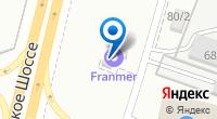 Компания Topiary Frame на карте