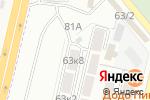 Схема проезда до компании Компаньон в Яблоновском