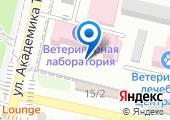 Краснодарская межобластная ветеринарная лаборатория, ФГБУ на карте
