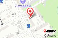 Схема проезда до компании Зернокапитал в Таганроге