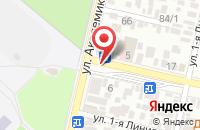 Схема проезда до компании ПП МИГАН ПАК в Литвиново
