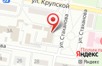 Схема проезда до компании Автокар-2 в Орехово-Зуево