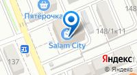 Компания ЛОГРО на карте
