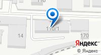 Компания Тандор на карте