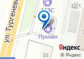 УзДЭУ Авто-Кубань, ЗАО на карте