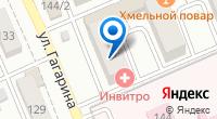 Компания Аманат на карте