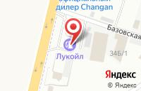 Схема проезда до компании АвтоМаркет №1 в Яблоновском