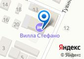Villa Stefana Hotel на карте