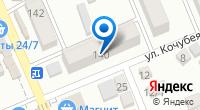 Компания One.rem на карте
