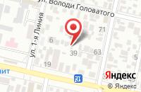 Схема проезда до компании Фирма «Нсс» в Краснодаре