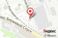 Схема проезда до компании Рсп в Таганроге