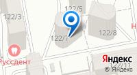 Компания здания по бескаркасной технологии на карте