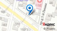 Компания Итако на карте