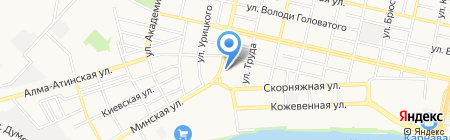 Логос Груп на карте Краснодара