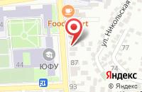 Схема проезда до компании Росэнерго-Сервис в Таганроге