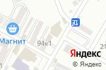 Схема проезда до компании Компания по продаже квартир в Яблоновском