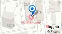 Компания На Минской на карте