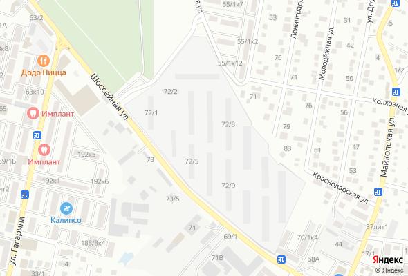 жилой комплекс На Шоссейной