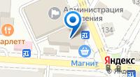 Компания Банкомат, Газпромбанк на карте
