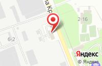 Схема проезда до компании АКВАтория в Таганроге