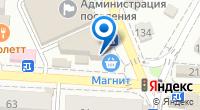 Компания Ателье на ул. Гагарина (Яблоновский) на карте