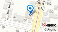 Компания АвтоСтраж на карте