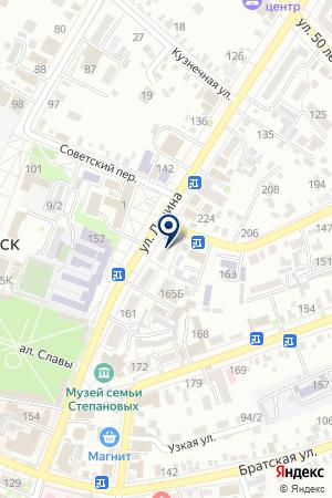 ВЕТЕРИНАРНАЯ АПТЕКА КРАСНОДАРЗООВЕТСНАБ на карте Тимашевска