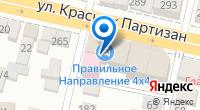 Компания Альфастрахование на карте